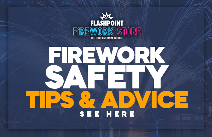 Firework Safety tips and advice