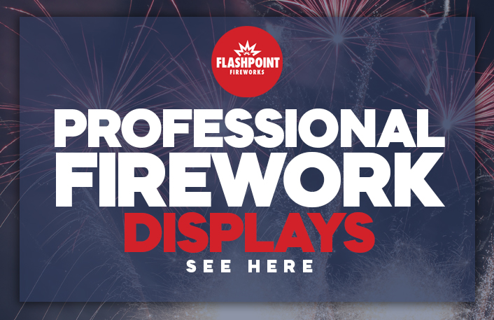 Flashpoint Fireworks - Professional Firework Displays