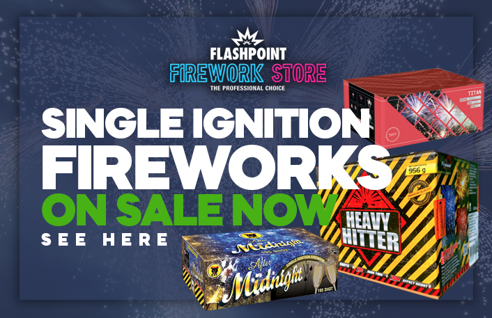 Buy Single Ignition Fireworks